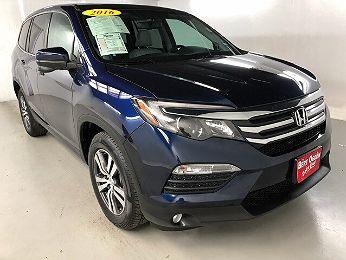 2016 Honda Pilot EXL en venta en Edinburg, TX Image