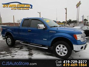 Image of Used 2011 Ford F-150 XLT