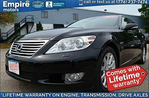 Image of Used 2011 Lexus LS 460