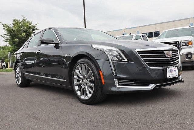 2016 Cadillac CT6 Premium Luxury