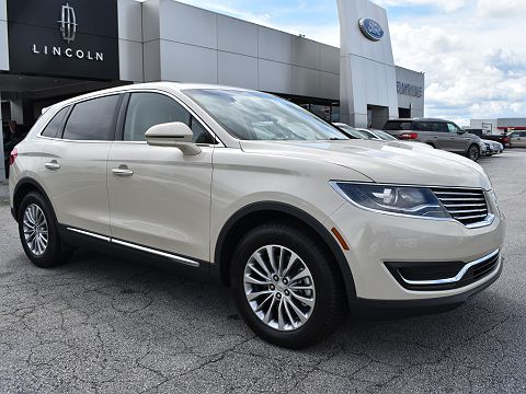 Image of New 2018 Lincoln MKX Select