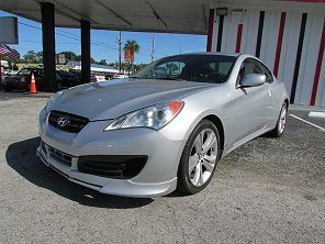 Image of Used 2011 Hyundai Genesis coupe R-Spec