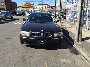 Image of Used 2004 BMW 7-series 745Li