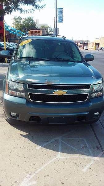 2009 Chevrolet Suburban 1500 LT LT1