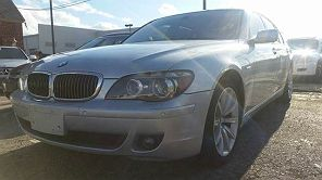 Image of Used 2007 BMW 7-series 750Li