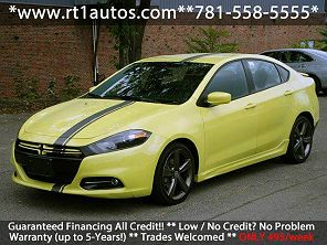 Image of Used 2013 Dodge Dart SXT