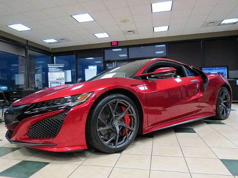 Image of New 2017 Acura NSX