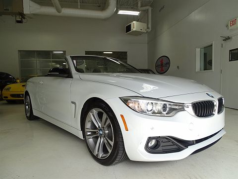 Image of Used 2014 BMW 4-series 428i