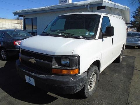 Image of Used 2007 Chevrolet Express 2500