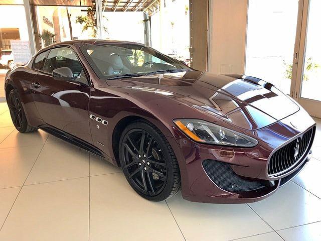 2017 Maserati GranTurismo MC