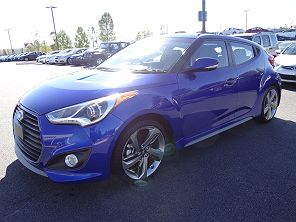 Image of Certified 2014 Hyundai Veloster Turbo