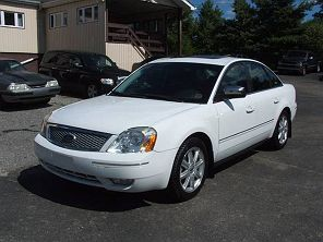 Image of Used 2005 Ford Five Hundred Limited Edition