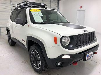 2017 Jeep Renegade Deserthawk en venta en Edinburg, TX Image