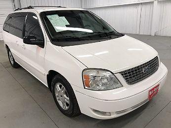 2004 Ford Freestar SEL en venta en Edinburg, TX Image