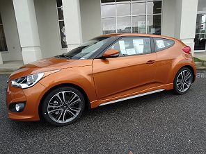 Image of New 2016 Hyundai Veloster Turbo