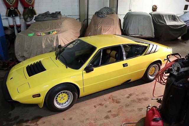 1976 Lamborghini Urraco