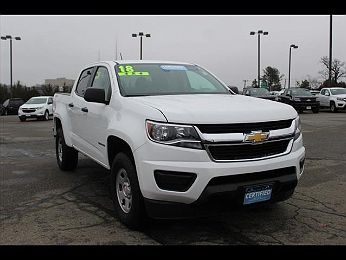 2018 Chevrolet Colorado Work Truck en venta en Needham Heights, MA Image