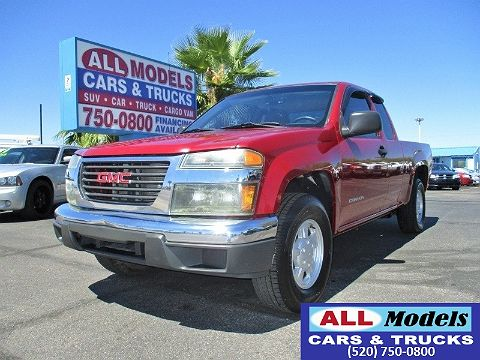 Image of Used 2005 GMC Canyon