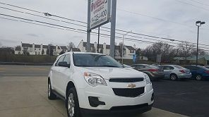 Image of Used 2011 Chevrolet Equinox LS