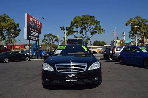 Image of Used 2007 Mercedes-Benz S63 / S65 AMG S 550