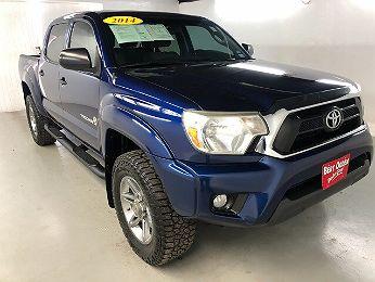2014 Toyota Tacoma PreRunner en venta en Edinburg, TX Image