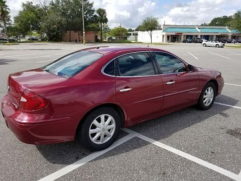 Image of Used 2005 Buick LaCrosse CXL