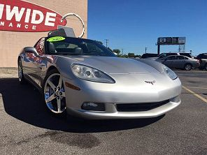 Image of Used 2007 Chevrolet Corvette