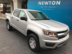 Image of Used 2018 Chevrolet Colorado Work Truck