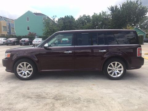 Image of Used 2011 Ford Flex Limited