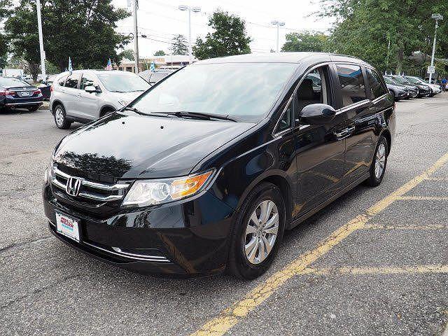 2016 Honda Odyssey EX L