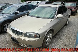 Image of Used 2005 Lincoln LS Sport