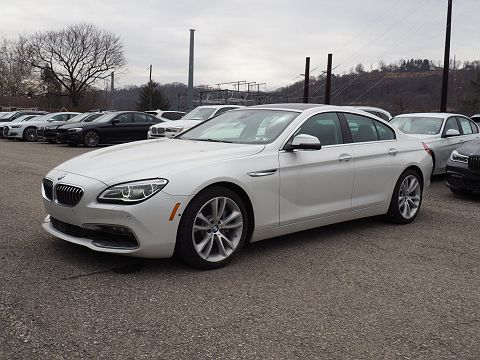 Image of New 2016 BMW 6-series Gran Coupe 640i xDrive