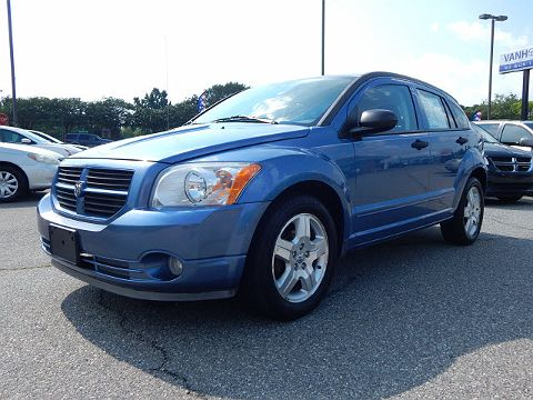 Image of Used 2007 Dodge Caliber SXT