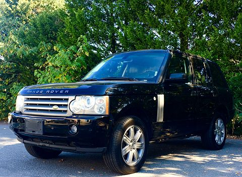 Image of Used 2008 Land Rover Range Rover Supercharged Supercharged