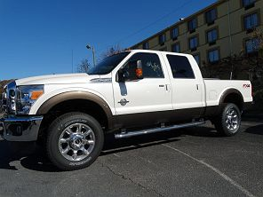 Image of New 2016 Ford F-350 Super Duty Lariat