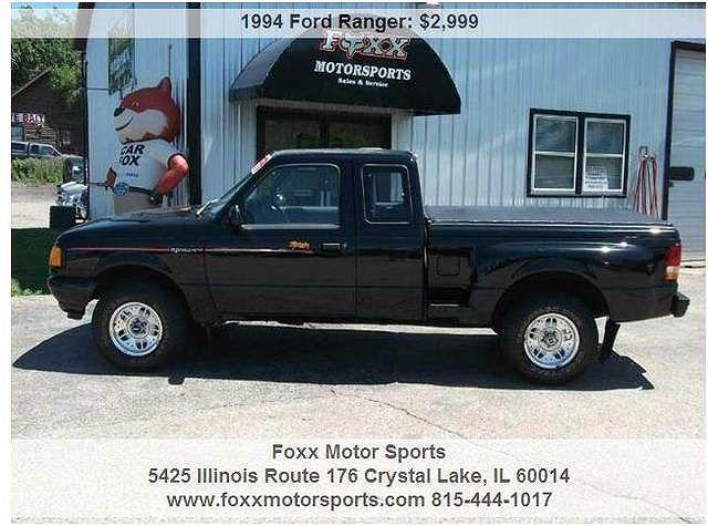 1994 Ford Ranger Splash