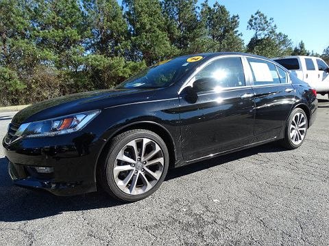 Image of Certified 2014 Honda Accord Sport