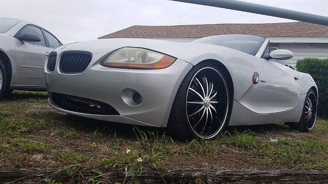 2004 BMW Z4 3.0i