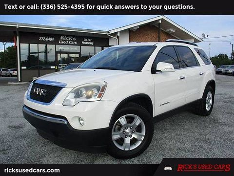Image of Used 2007 GMC Acadia SLT