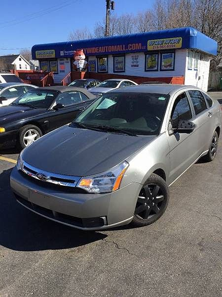 Image of Used 2008 Ford Focus S