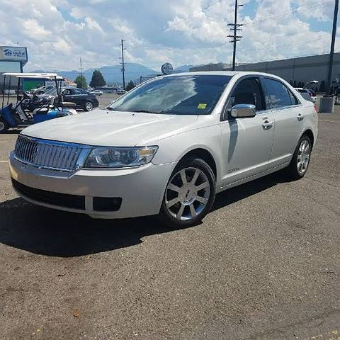 Image of Used 2006 Lincoln Zephyr Base
