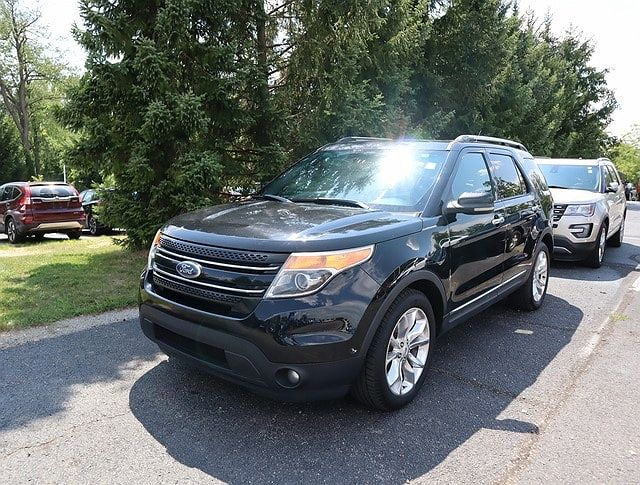 2012 Ford Explorer Limited Edition