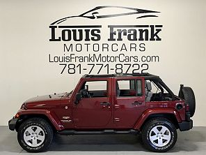 Image of Used 2007 Jeep Wrangler Sahara