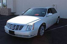 Image of Used 2008 Cadillac DTS Base