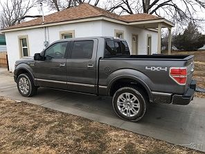 Image of Used 2013 Ford F-150 Platinum