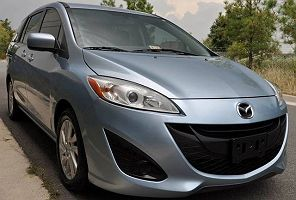 Image of Used 2012 Mazda Mazda 5 Sport