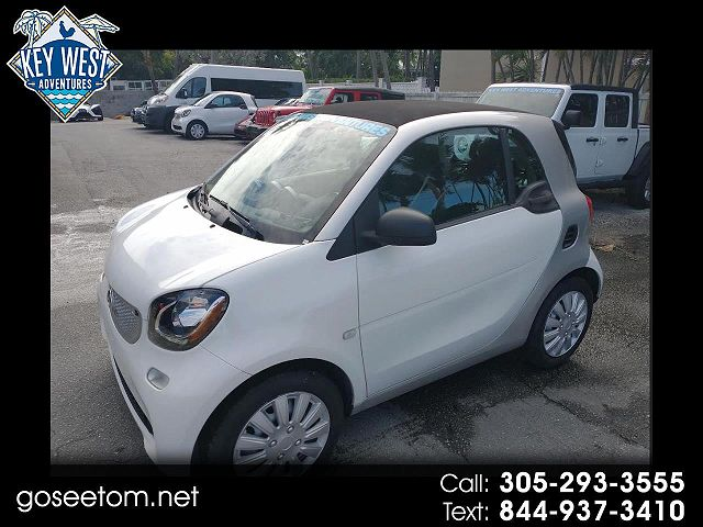 2017 Smart Fortwo Passion