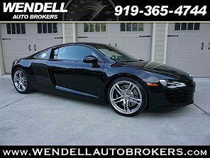 Image of Used 2011 Audi R8 4.2