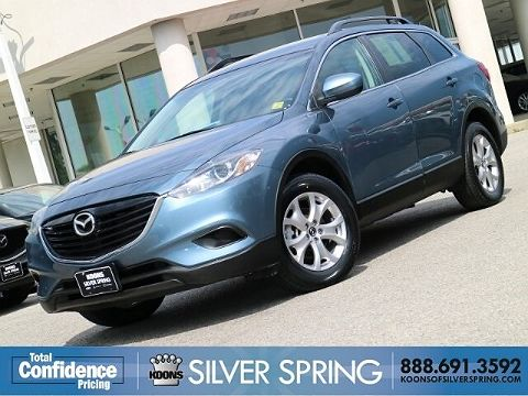 Image of Certified 2014 Mazda CX-9 Touring