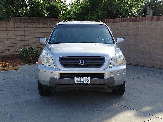 2004 Honda Pilot EXL